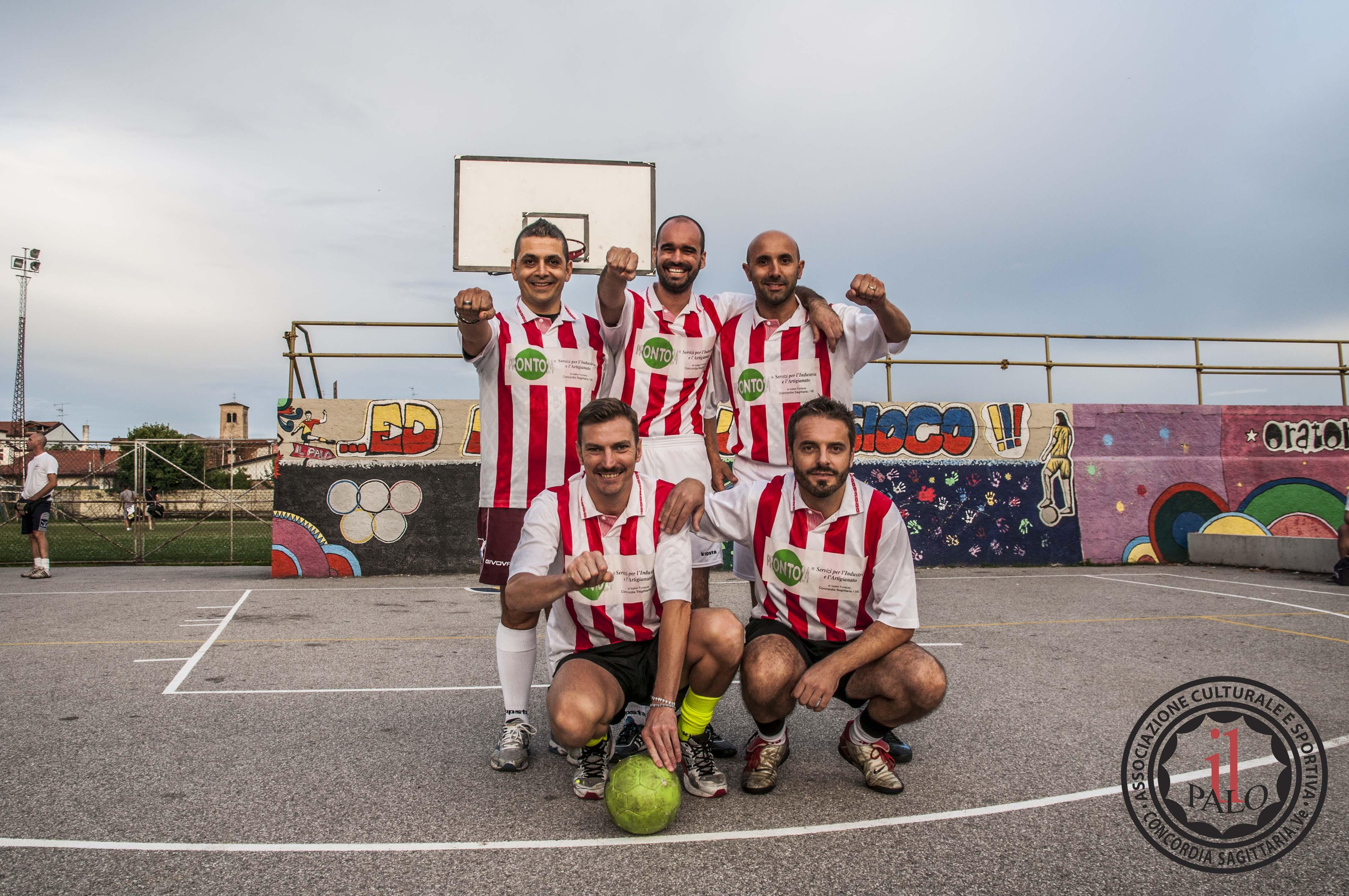 Squadra CREO torneo di palo 2014
