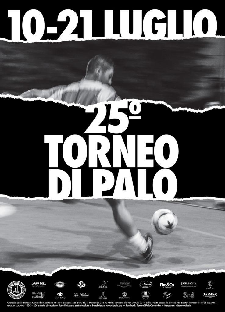 Manifesto Torneo di Palo 2017 Concordia Sagittaria