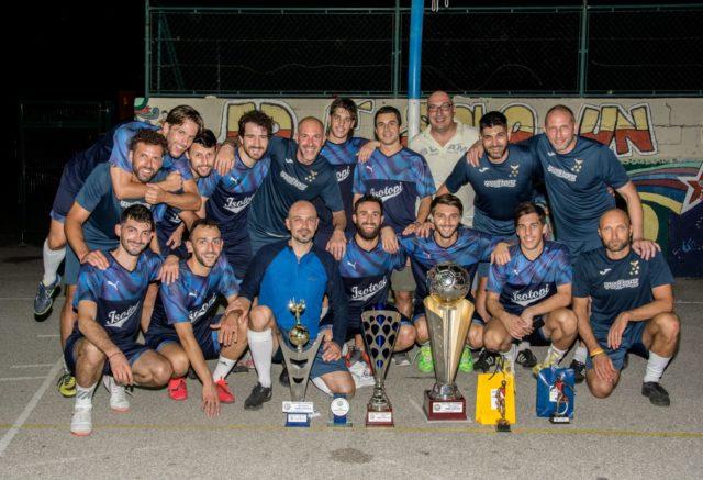 Campioni torneo di palo 2019 concordia sagittaria